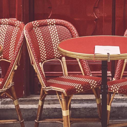 Une sélection des plus belles terrasses de Paris