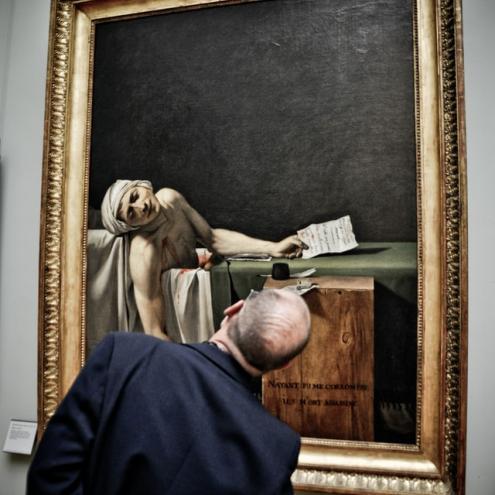 Visite virtuelle du Louvre