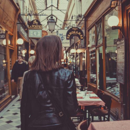 A la découverte des passages couverts de Paris !