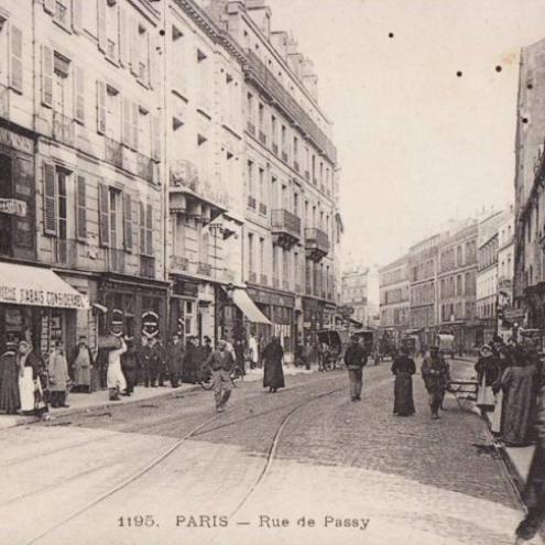 Les restaurants du Village de Passy