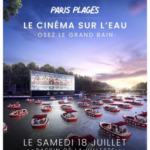 Un été particulier - Cinéma sur l'eau